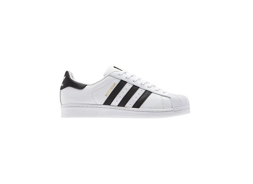 eccb296444 Tênis Adidas Masculino Casual Superstar Foundation