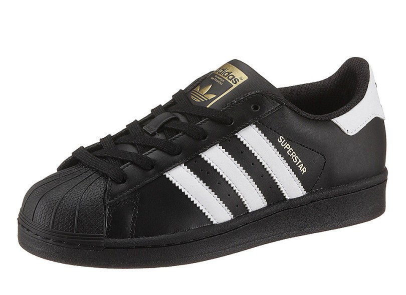 9070c2c35 Tênis Adidas Masculino Casual Superstar Foundation