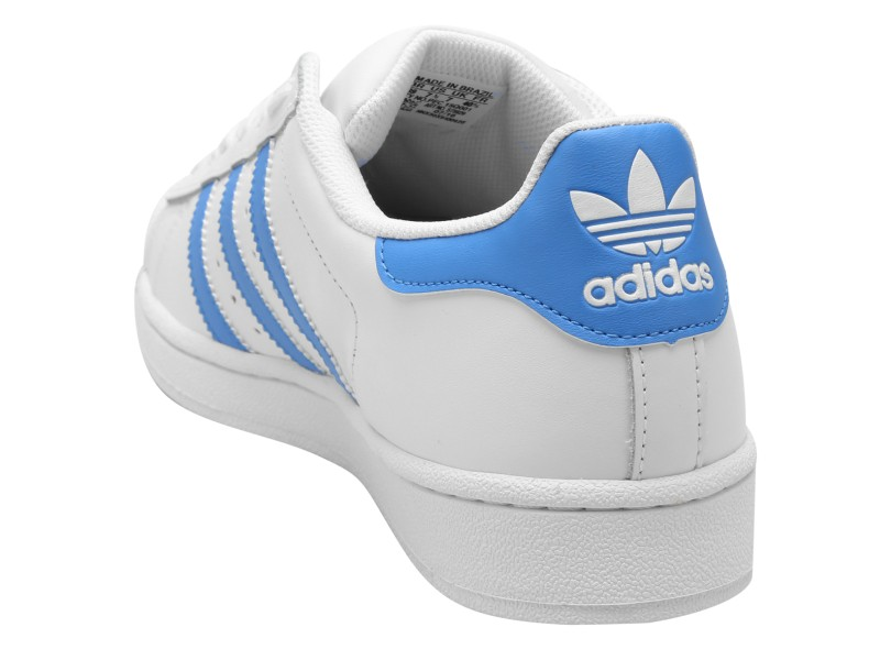 8c5ed29a434 Tênis Adidas Masculino Casual Superstar