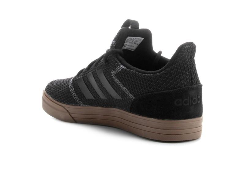 13d22d47f Tênis Adidas Masculino Casual True Street