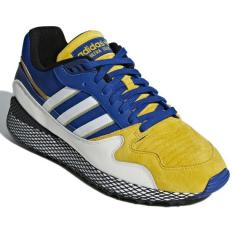 Foto Tênis Adidas Masculino Ultra Tech Dragon Ball Z Vegeta Casual