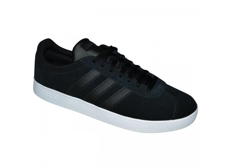 Tênis Adidas Masculino Casual VL Court 2.0 a49c28c717d07