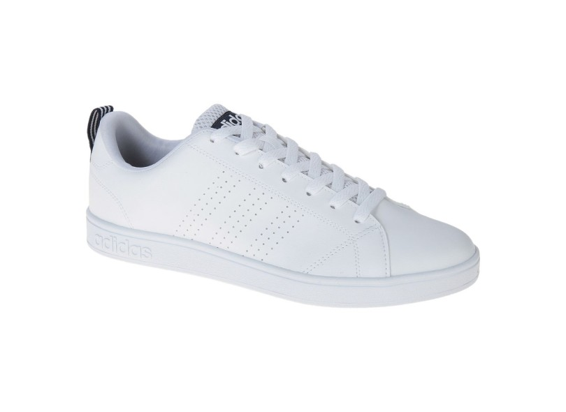 sports shoes 2547d 81817 Tênis Adidas Masculino Casual VS Advantage Clean