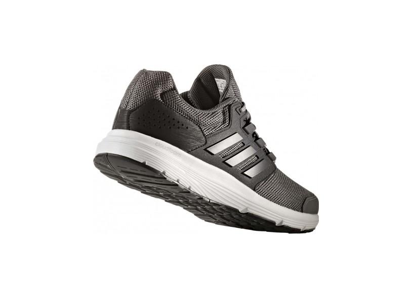 549f91a01 Tênis Adidas Masculino Corrida Galaxy 4