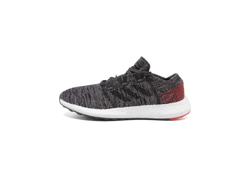 e3af4adcd Tênis Adidas Masculino Corrida Pure Boost GO