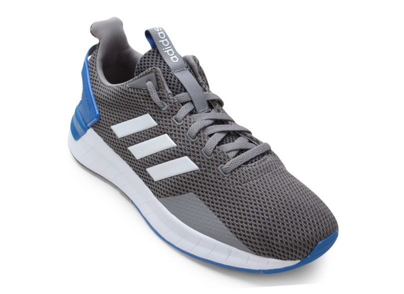 74abe360445 Tênis Adidas Masculino Corrida Questar Ride