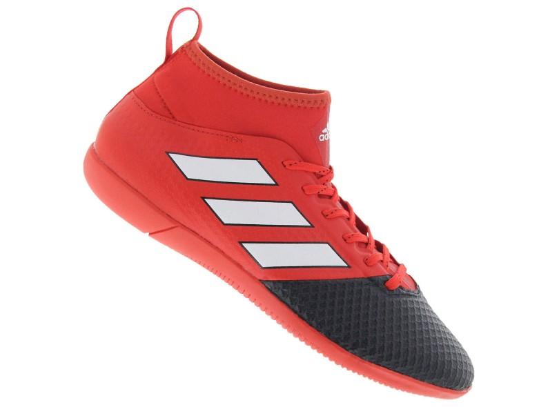 04e31ddf22 Tênis Adidas Masculino Futsal Ace 17.3 Primemesh IN