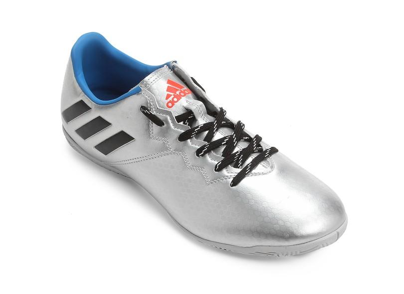 43f02651be Tênis Adidas Masculino Futsal Messi 16.4 IN