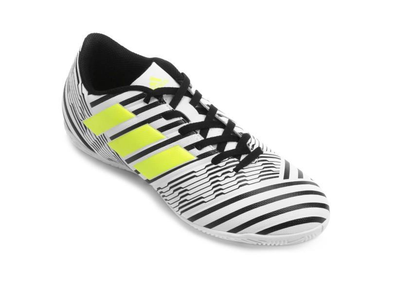 674f1afb4280c Tênis Adidas Masculino Futsal Nemeziz 17.4 IN
