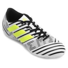 8146b2d66b Tênis Adidas Masculino Nemeziz 17.4 IN Futsal