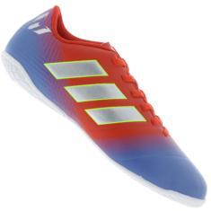 Tênis Adidas Masculino Nemeziz Messi 18.4 Futsal