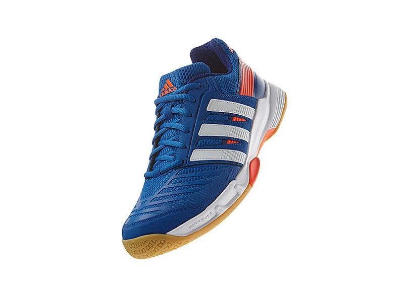 Tênis Adidas Masculino Handebol Court Stabil  a238d3a799c