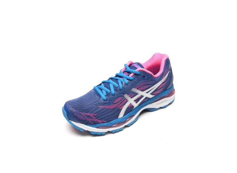 ... Nimbus 16 Feminino - Compre Agora Netshoes baed5954b659eb  Tênis Asics  Feminino Corrida Gel Ziruss ed612c738ab073 . ... 31f636837fd34