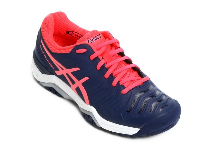 Tênis Asics Feminino Tenis e Squash Gel Challenger 11 afa1024ca006a