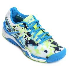 Tênis Asics Feminino Tênis e Squash Gel Resolution 7