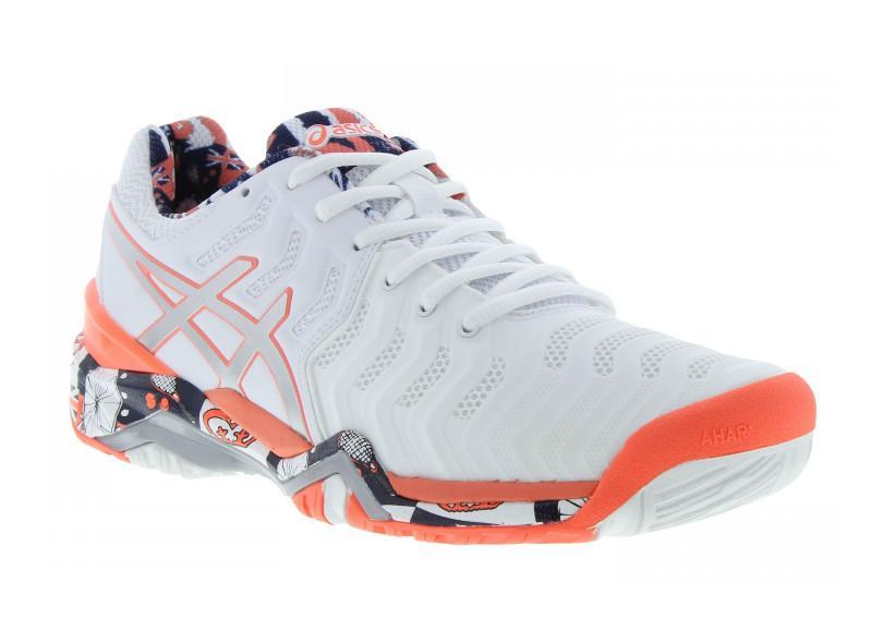 4416bc27806 Tênis Asics Feminino Tenis e Squash Gel Resolution 7