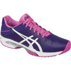 Tênis Asics Feminino Gel Solution Speed 3 Tenis e Squash