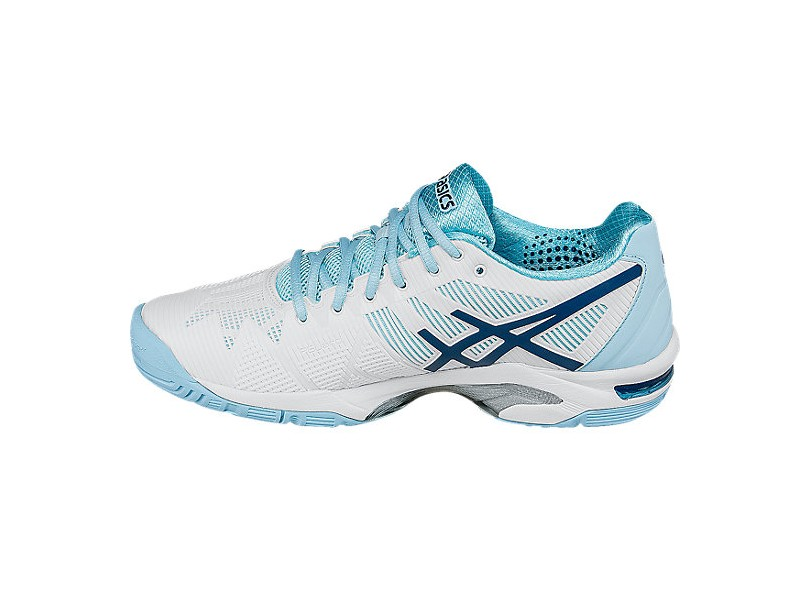 c59b9f0645294 Tênis Asics Feminino Tenis e Squash Gel Solution Speed 3