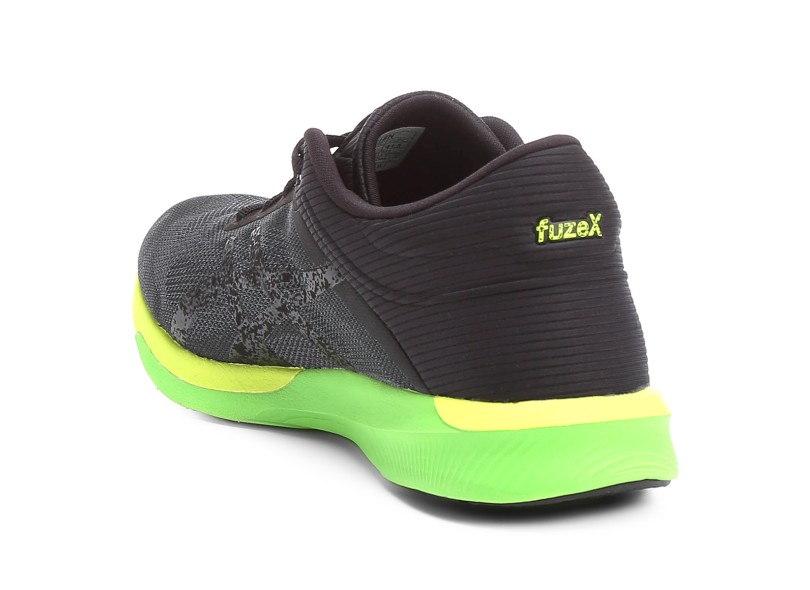 Tênis Asics Masculino Corrida Fuzex Rush ec2f94b34339f