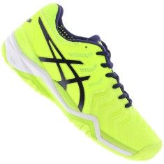 Tênis Asics Masculino Gel Resolution 7 Tenis e Squash