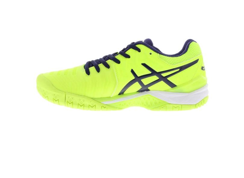 73ec31c93bd Tênis Asics Masculino Tenis e Squash Gel Resolution 7