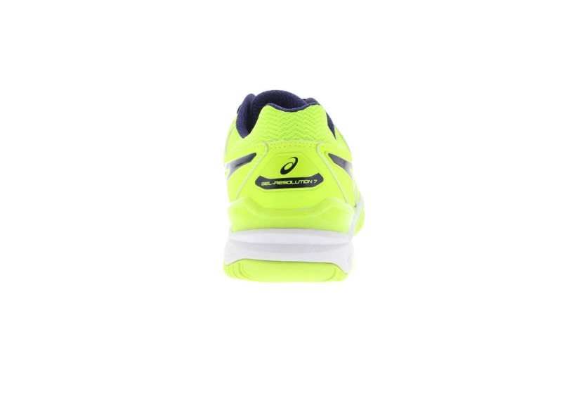 41903e53371 Tênis Asics Masculino Tenis e Squash Gel Resolution 7