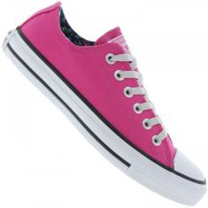 007e9cd7d0 Tênis Converse All Star Feminino Chuck Taylor Casual