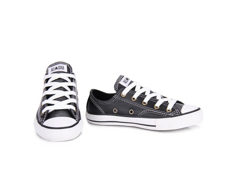 1fef9d1f1a9 Tênis Converse All Star Infantil (Unissex) Casual CT As Malden Ox