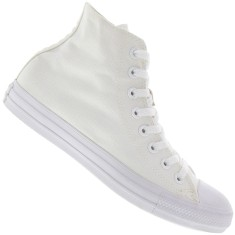 Tênis Converse All Star Unissex Cano Alto Monochrome Casual