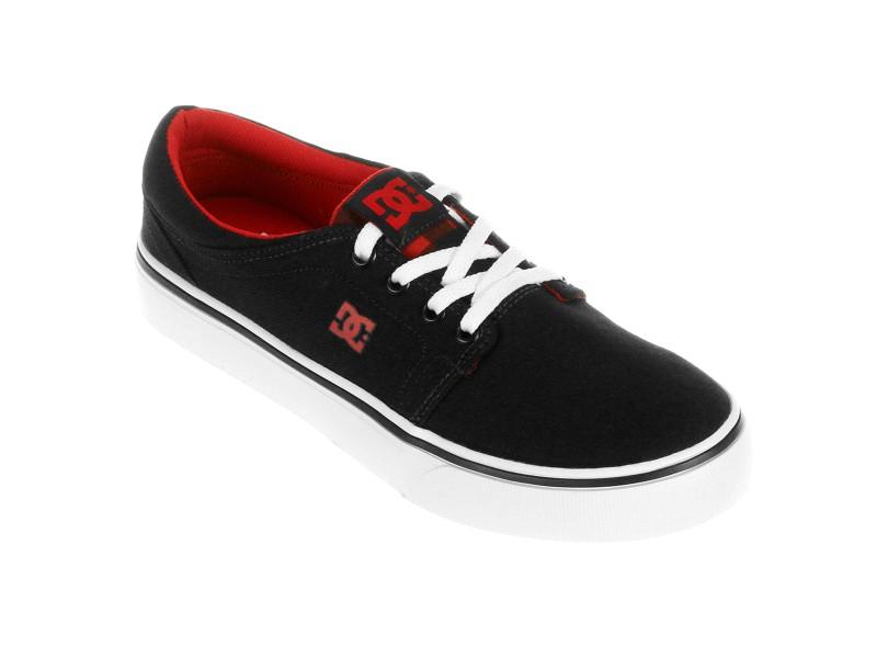 8c6a340a6f Tênis DC Shoes Feminino Skate Trase TX SE