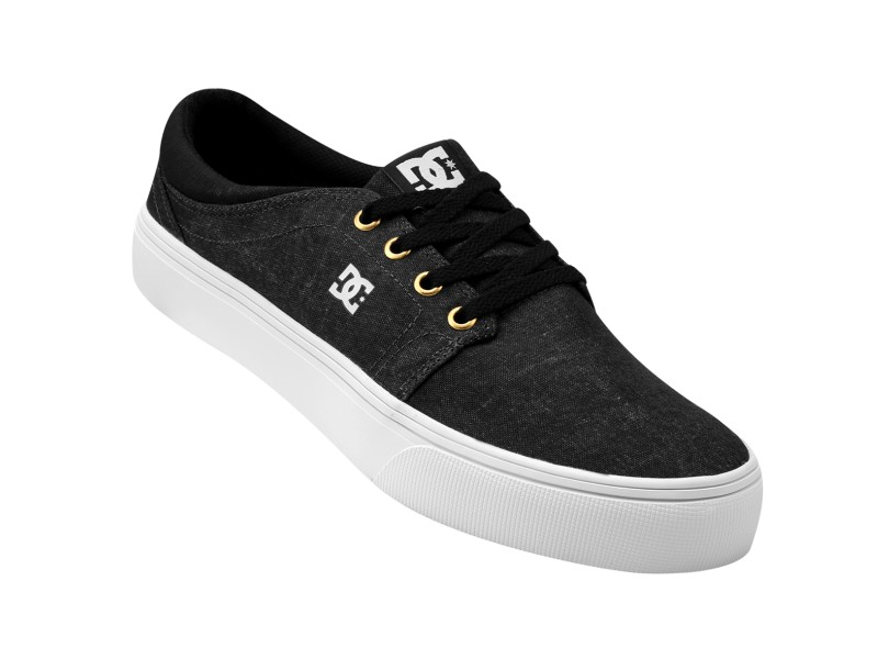 83e6593a17 Tênis DC Shoes Masculino Casual Trase Tx Se