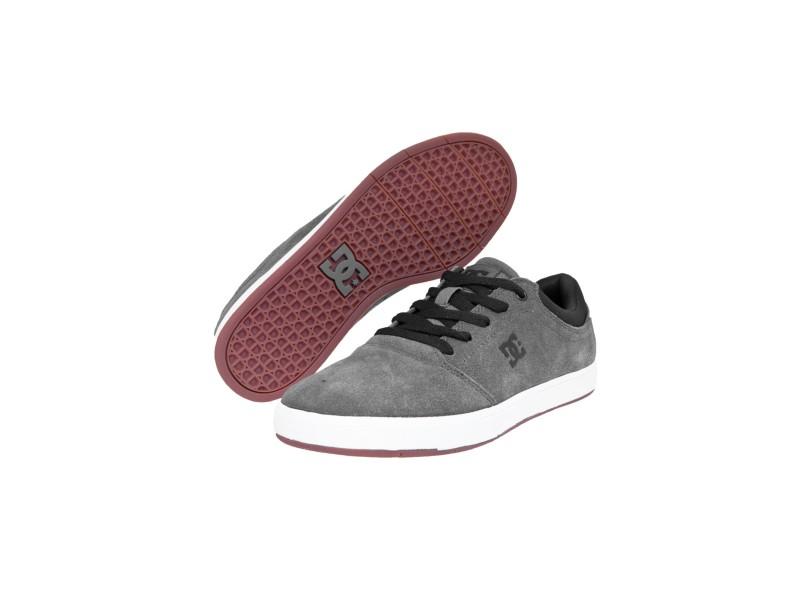 Tênis DC Shoes Masculino Skate Crisis TX db658bf6974d1