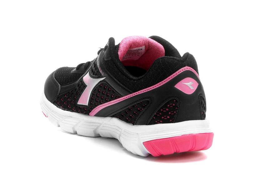 Tênis Diadora Feminino Corrida Easy Run 2 0b5a64c037e25
