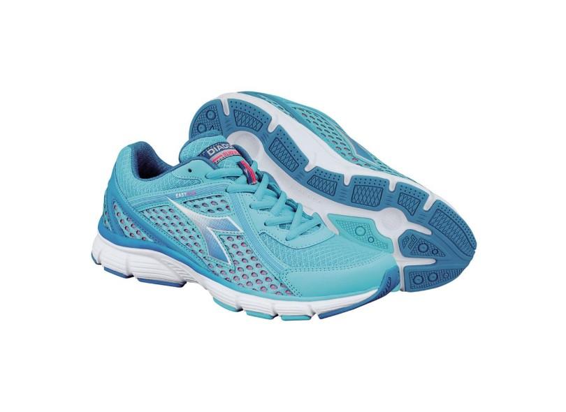 Tênis Diadora Feminino Corrida Easy Run 10d1d3e364663