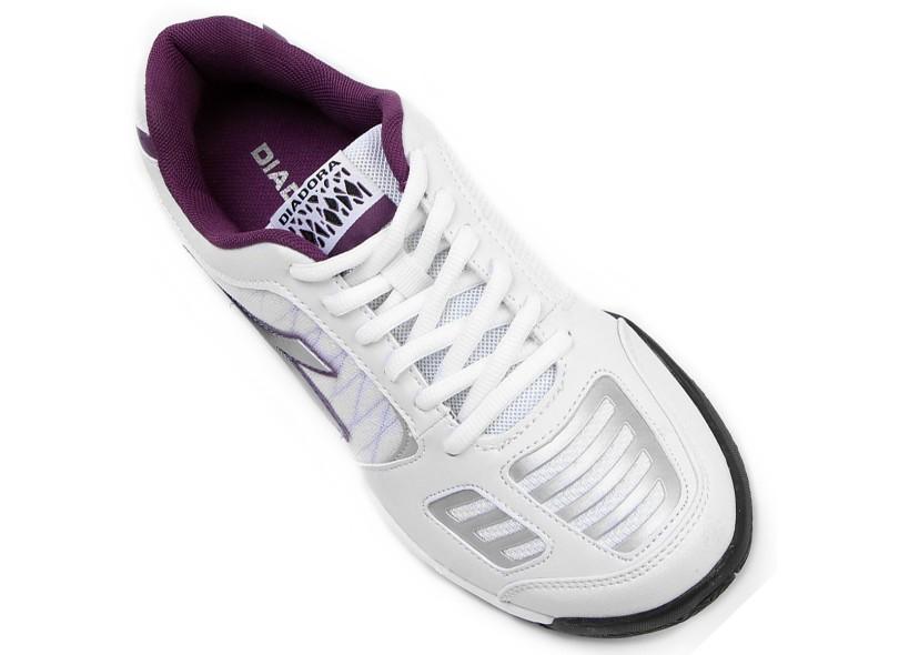 3b033cca003 Tênis Diadora Feminino Tenis e Squash Hi Supreme 3