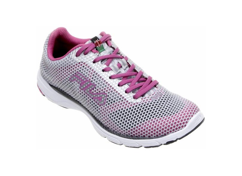 34c73f11dd0 Tênis Fila Feminino Corrida Kenya Racer 3