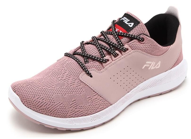 dd454bbec Tênis Fila Feminino Tenis e Squash FXT Full Flownet SE