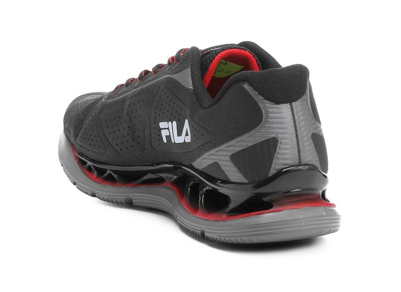 9191dd9dbbf Tênis Fila Masculino Caminhada Fractal