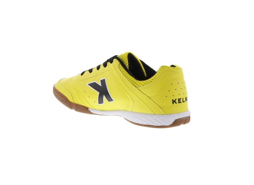 8162a851cdf Tênis Kelme Masculino Futsal Precision TRN