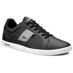 97ee57541f1 Tênis Lacoste Masculino Europa LCR3 Casual