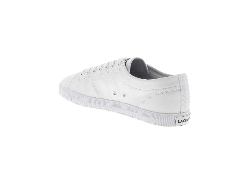 3dc3c1c7f Tênis Lacoste Masculino Casual Marcel LCR3