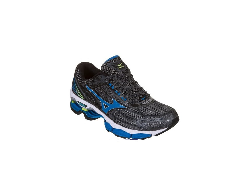 410821454704a Tênis Mizuno Masculino Corrida Wave Creation 19