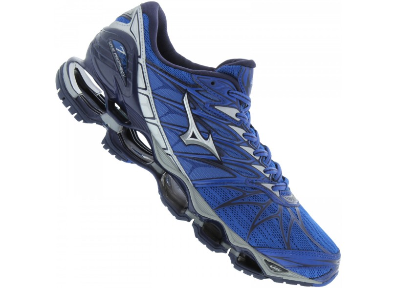 c1b2c17409 Tênis Mizuno Masculino Corrida Wave Prophecy 7