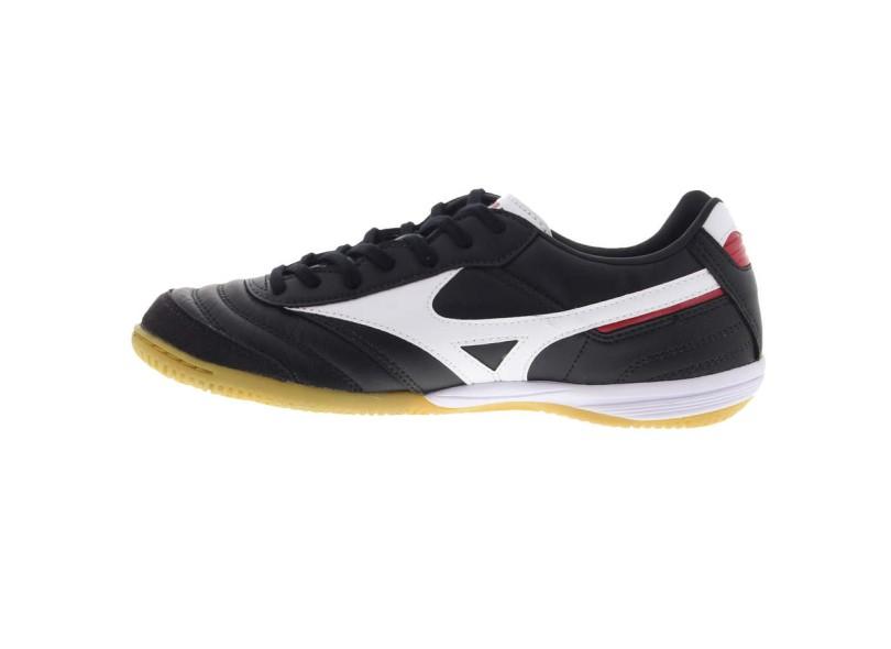 5e1abbd9f5 Tênis Mizuno Masculino Futsal Morelia Elite II