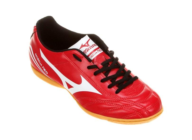 ec5c79452b22f Tênis Mizuno Masculino Futsal Morelia Neo Club