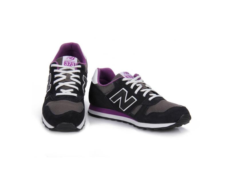 new balance 373 feminino cinza e rosa