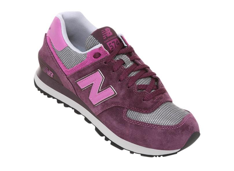 ee6dde22231 Tênis New Balance Feminino Casual WL574