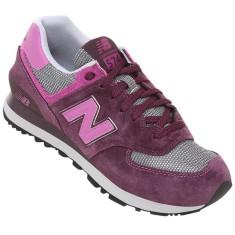 Tênis New Balance Feminino WL574 Casual