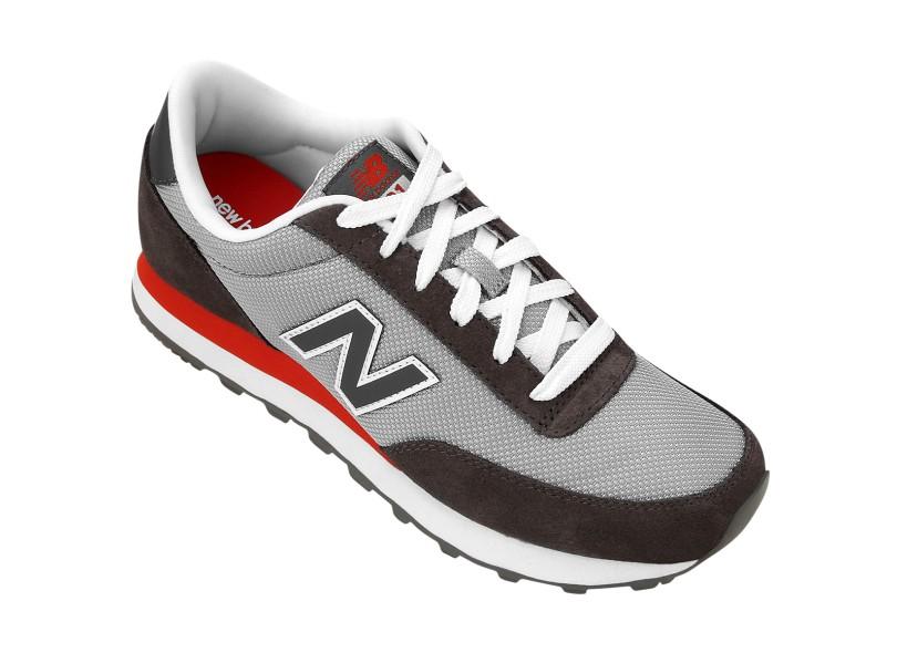f68d6d895c6 Tênis New Balance Masculino Casual ML501