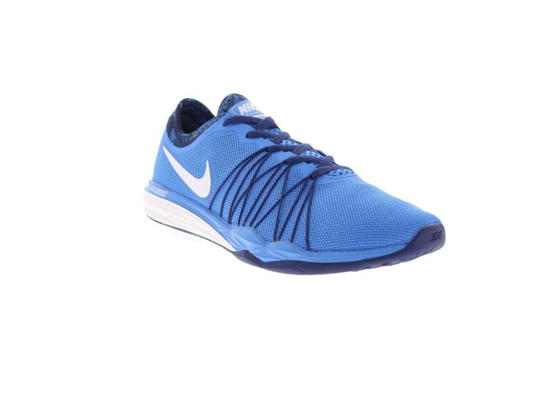 Tênis Nike Feminino Academia Dual Fusion TR HIT Print f16b72fadf72a